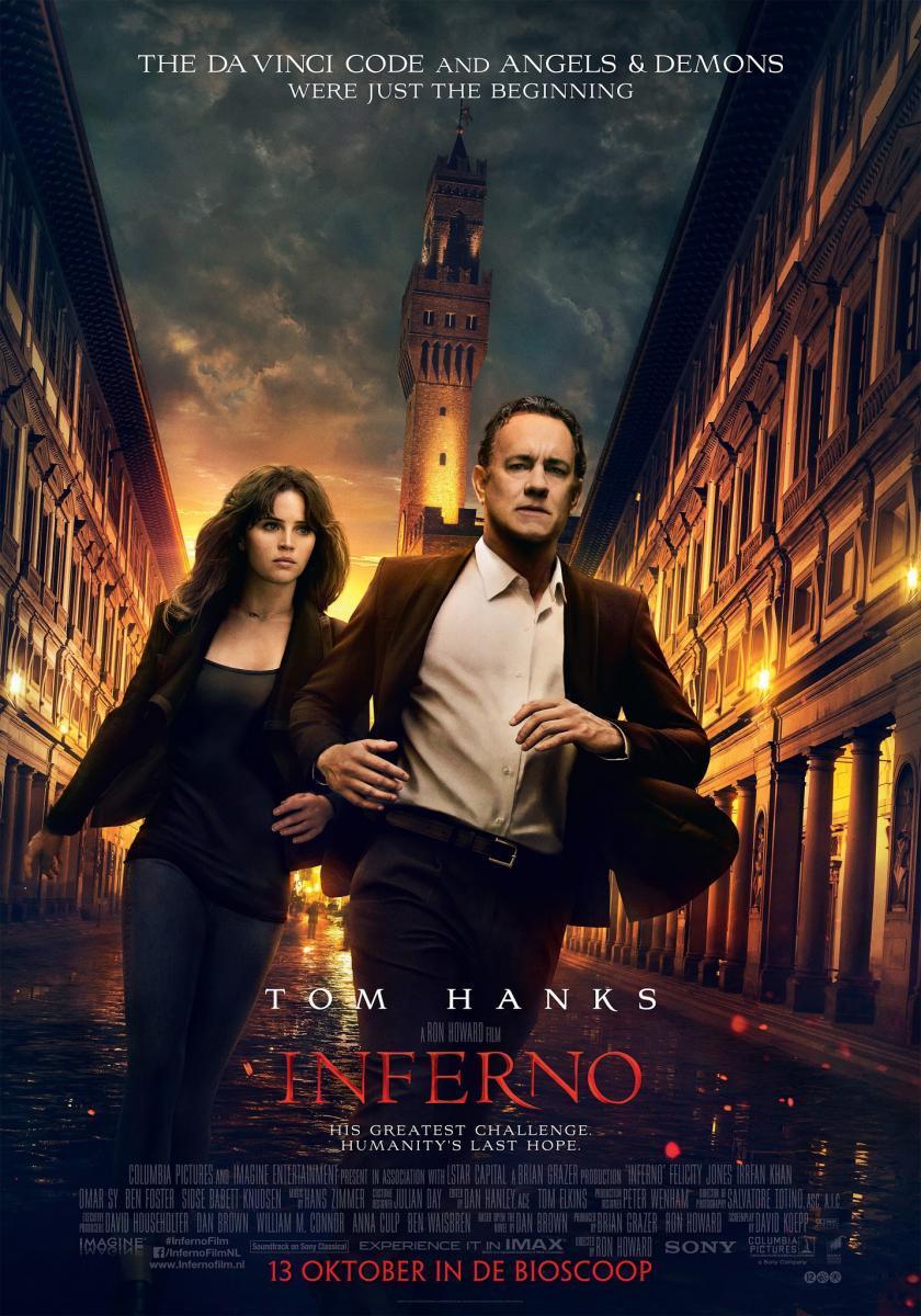 Crítica de cine: Inferno