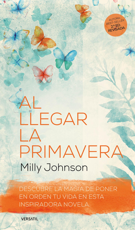 Al llegar la primavera, de Milly Johnson - Reseña