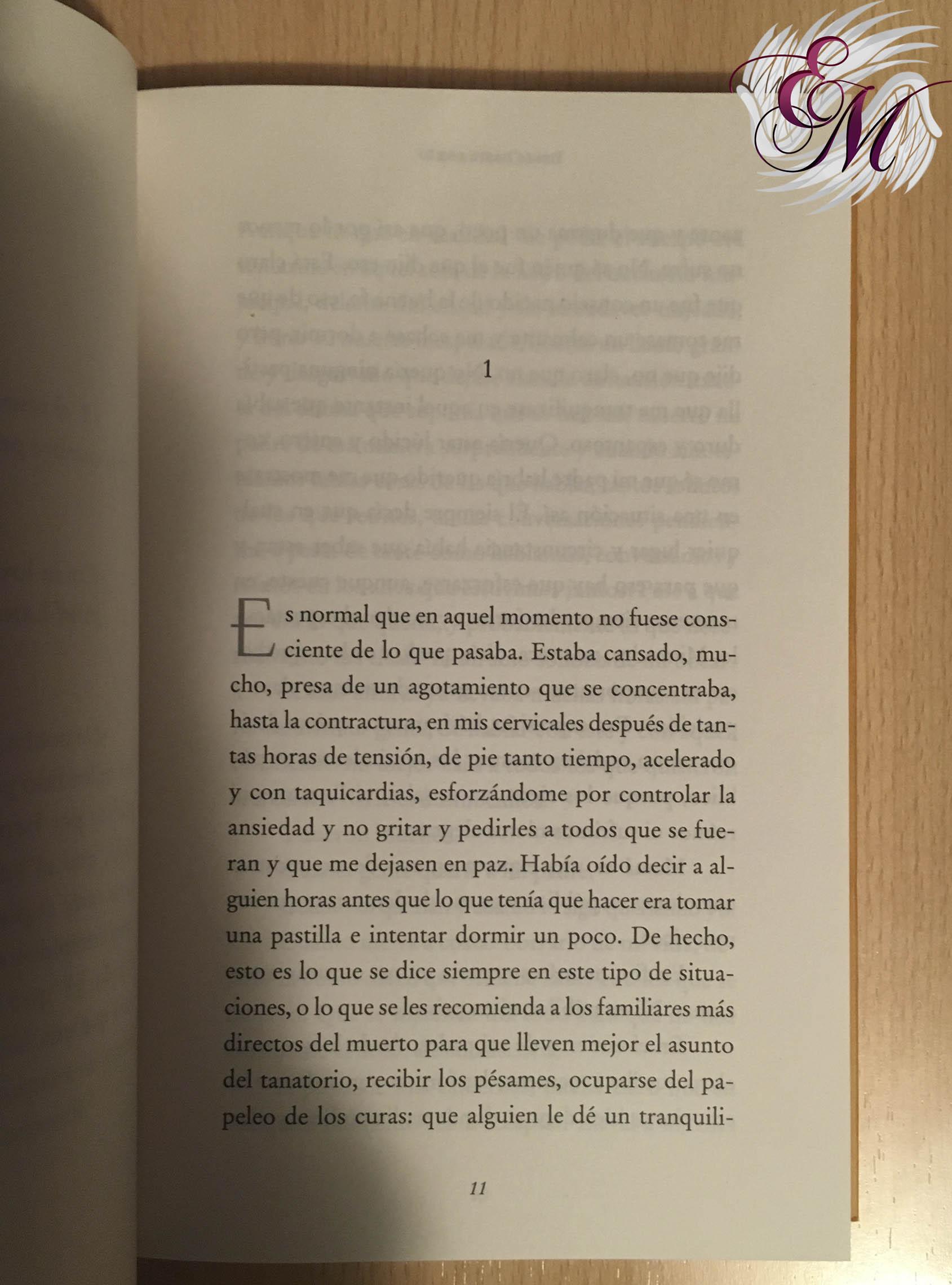 Tienes hasta las 10, de Francisco Castro - Reseña