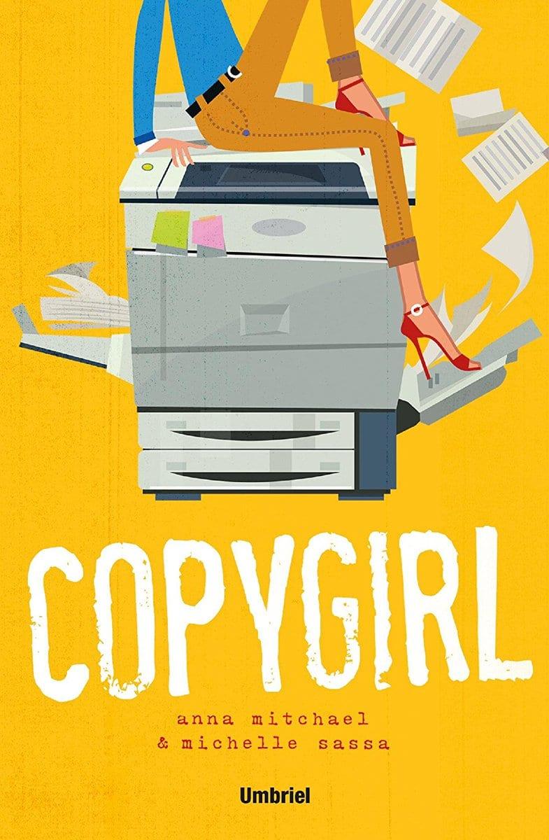 Copygirl, de Anna Mitchael y Michelle Sassa - Reseña