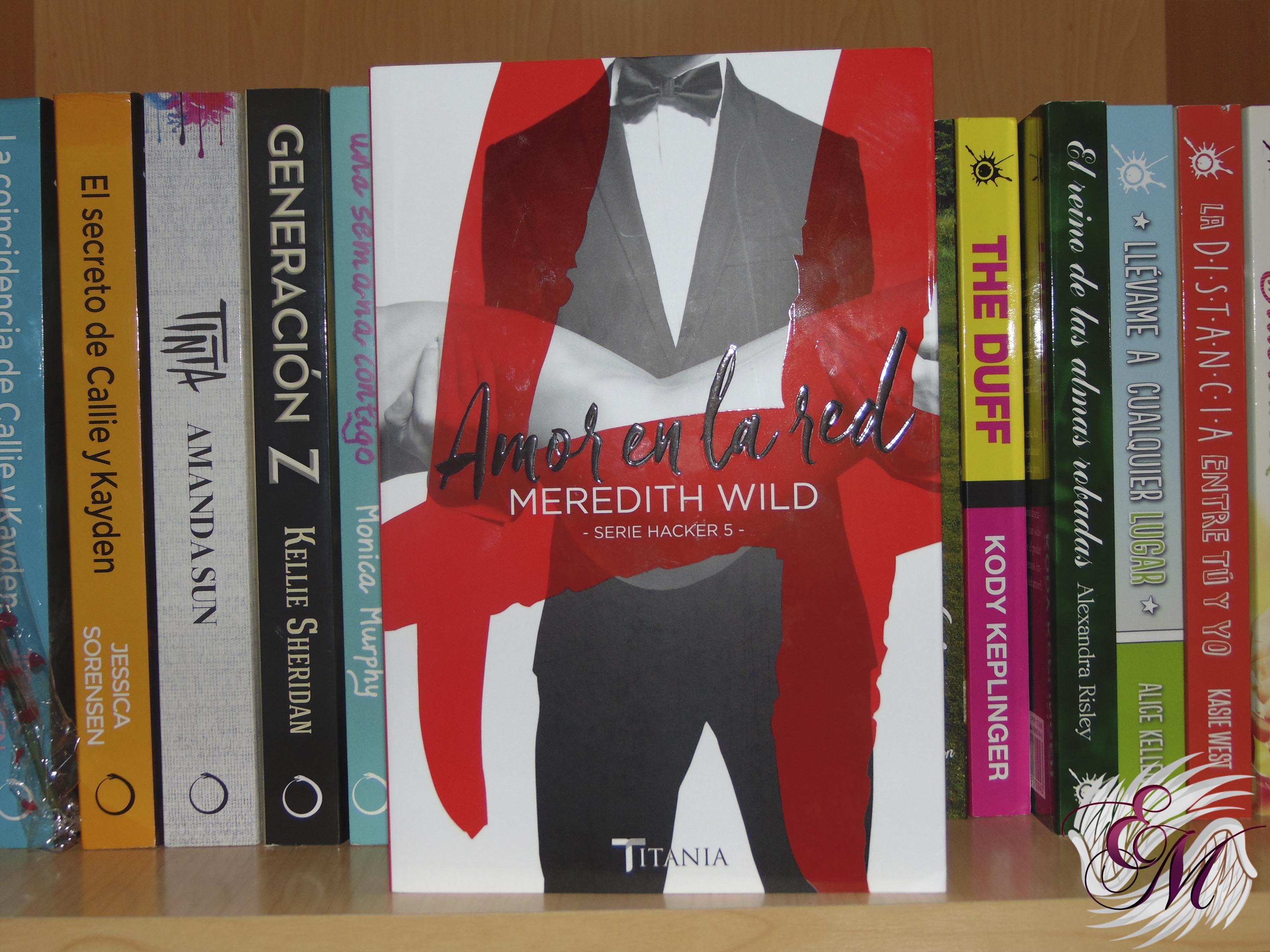 Amor en la red de Meredith wIld - Reseña