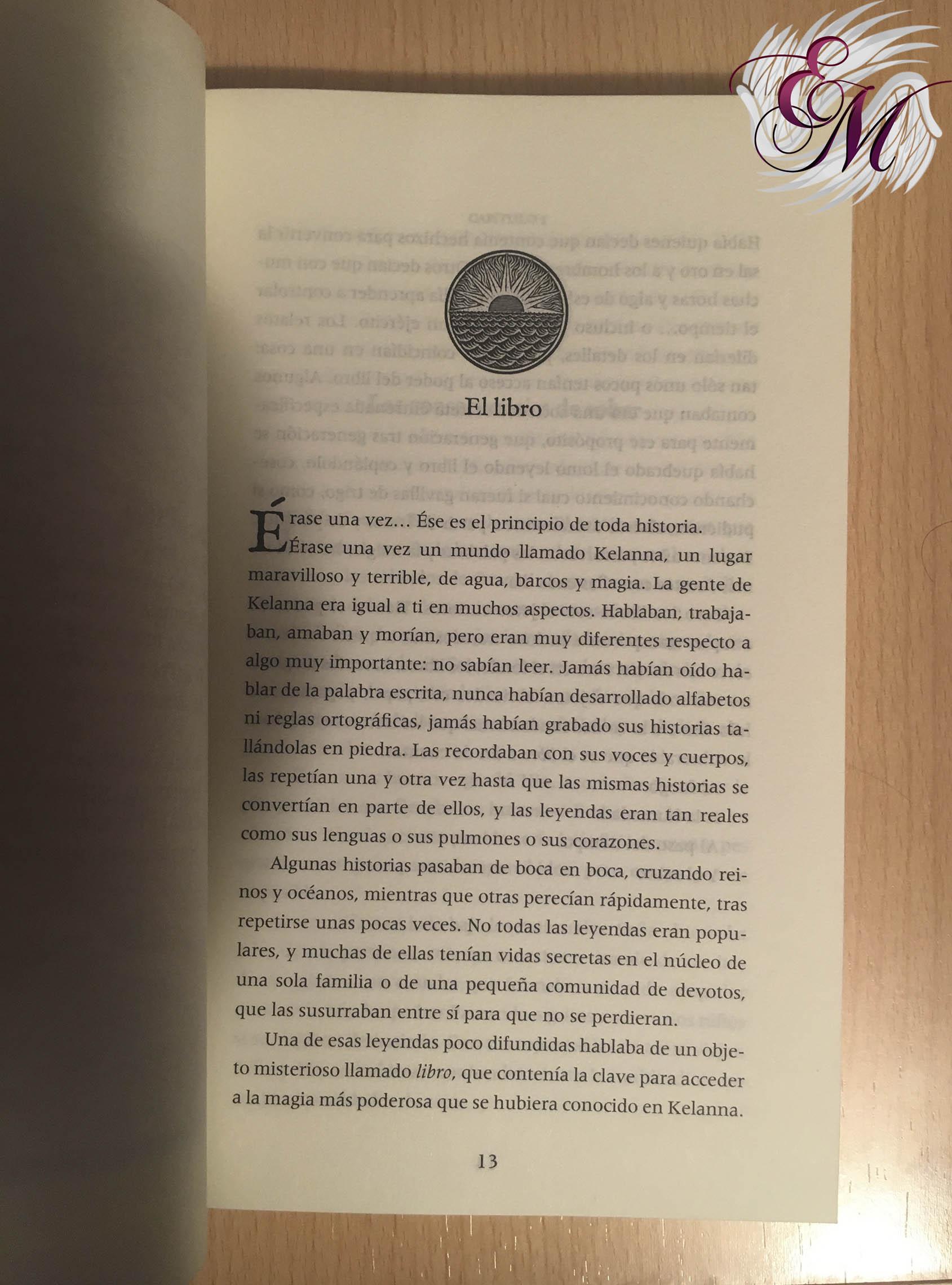 La lectora, de Traci Chee - Reseña