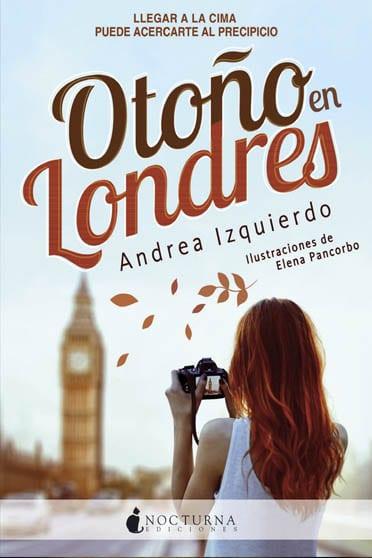 Otoño en Londres, de Andrea Izquierdo - Reseña