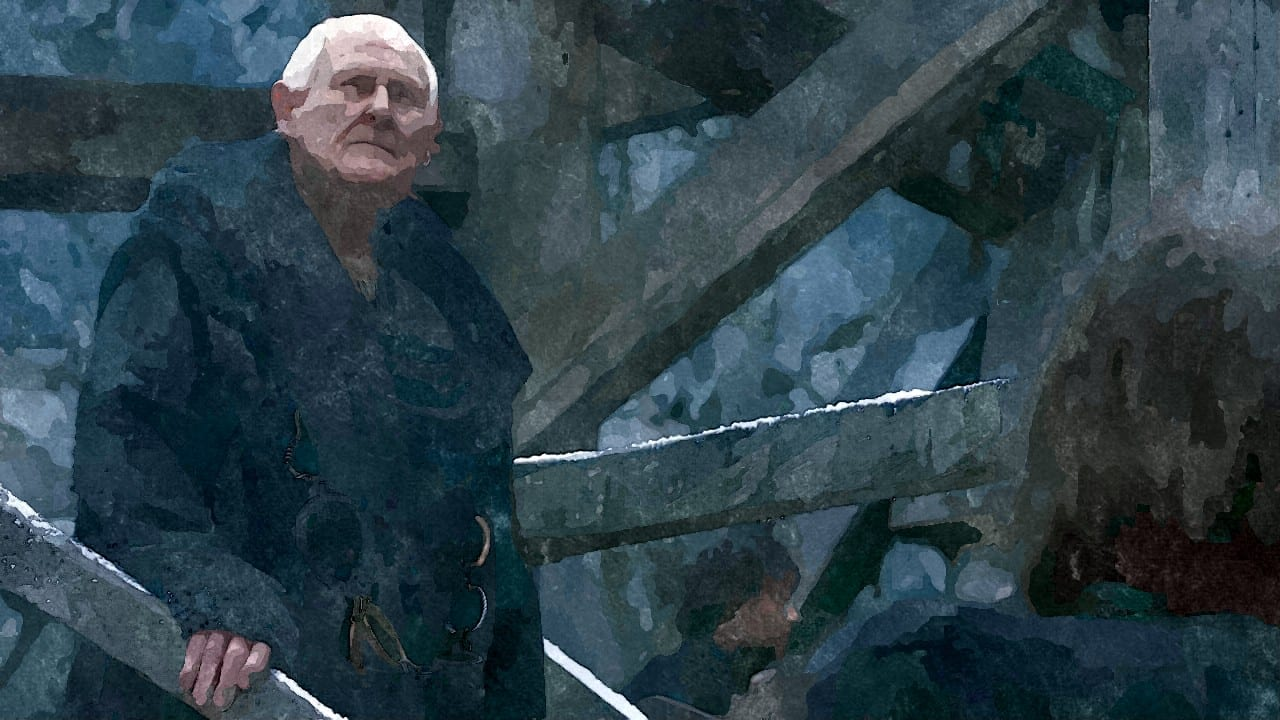 peter_vaughan_as_maester_aemon_targaryen_by_malkavian30504-d4j3vwz