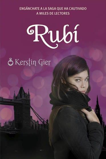 Rubí, de Kerstin Gier - Reseña