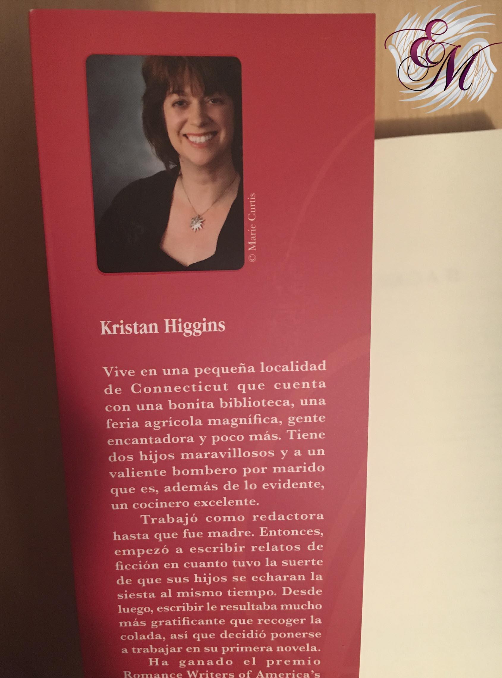 Te esperaré solo a ti, de Kristan Higgins - Reseña