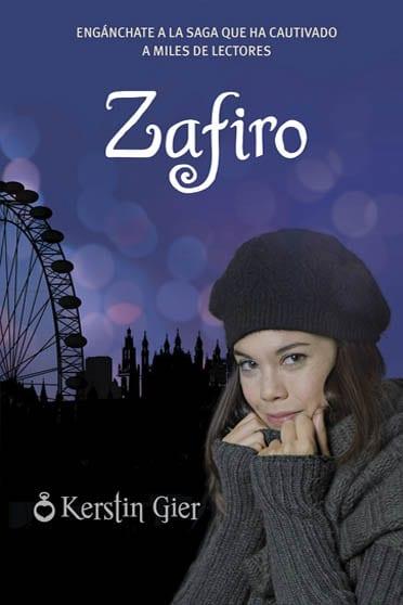 Zafiro, de Kerstin Gier - Reseña