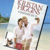 'Confiaré en ti', de Kristan Higgins. A la venta en febrero