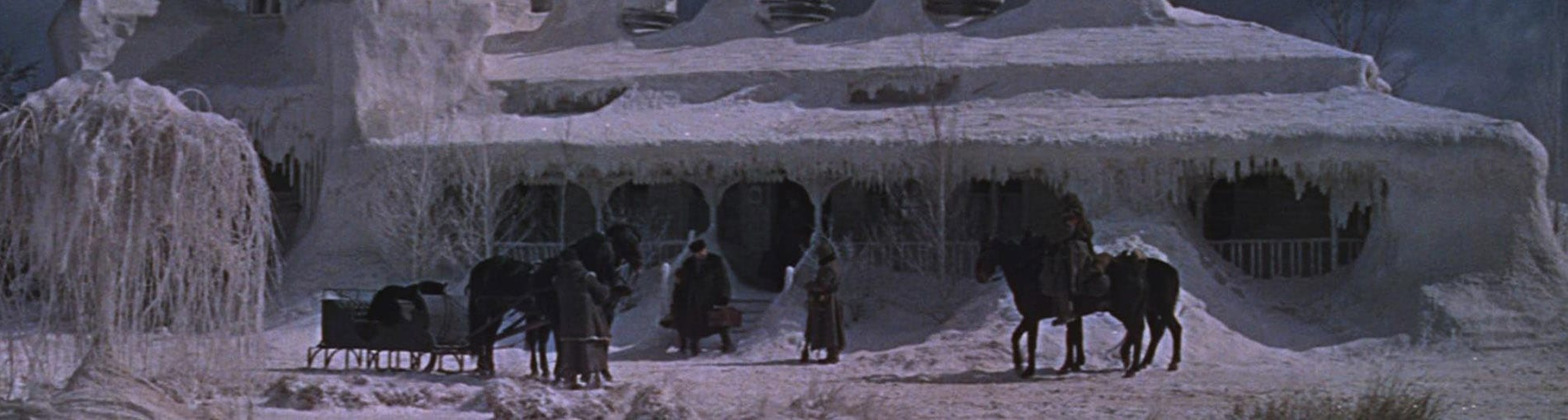 TOP: películas con nieve