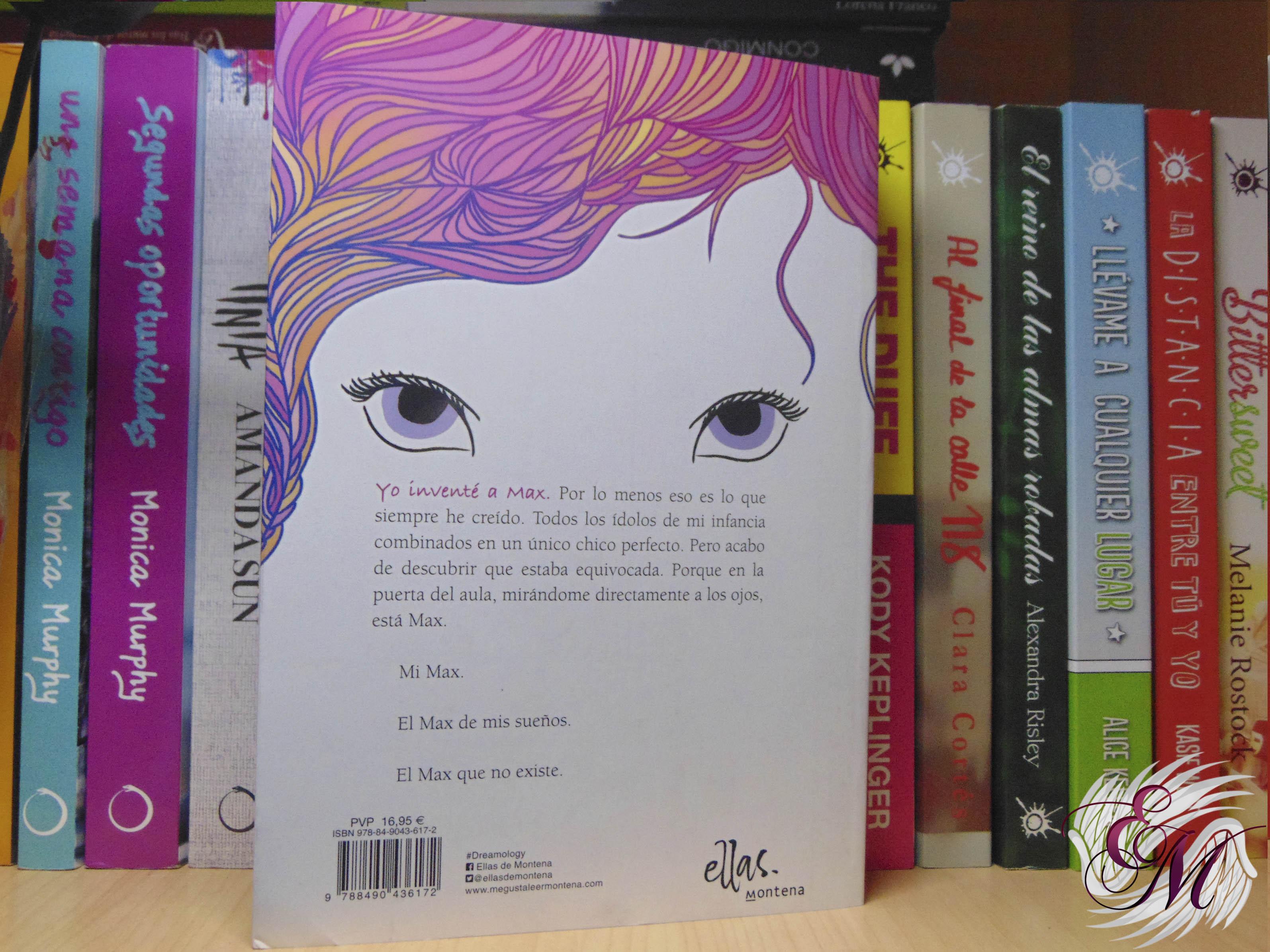 Dreamology, de Lucy Keating - Reseña