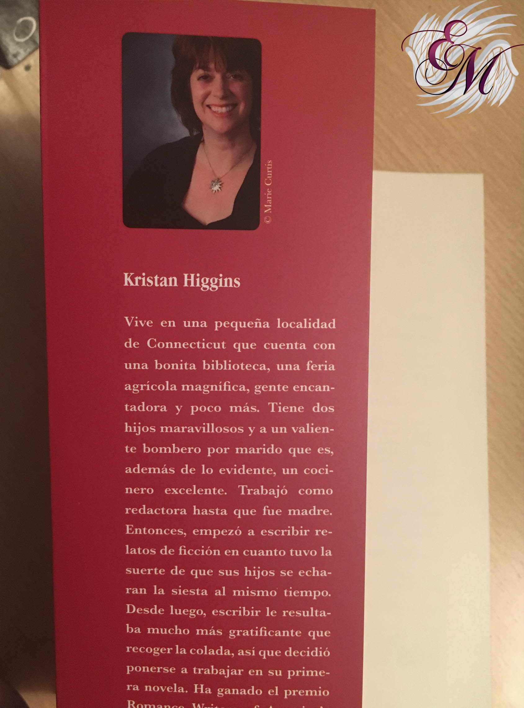 Confiaré en ti, de Kristan Higgins - Reseña