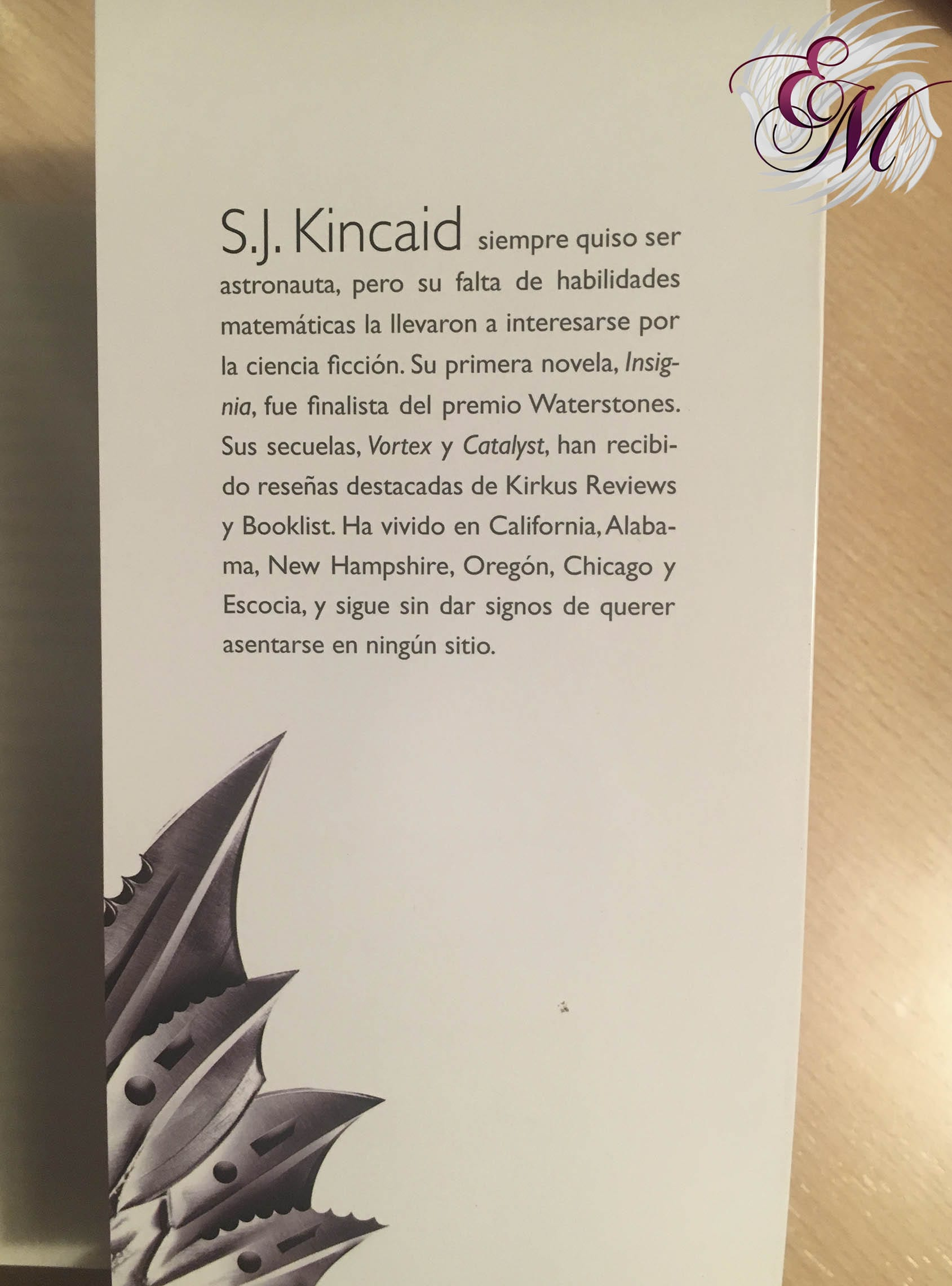 Diabólica, de S. J. Kincaid - Reseña