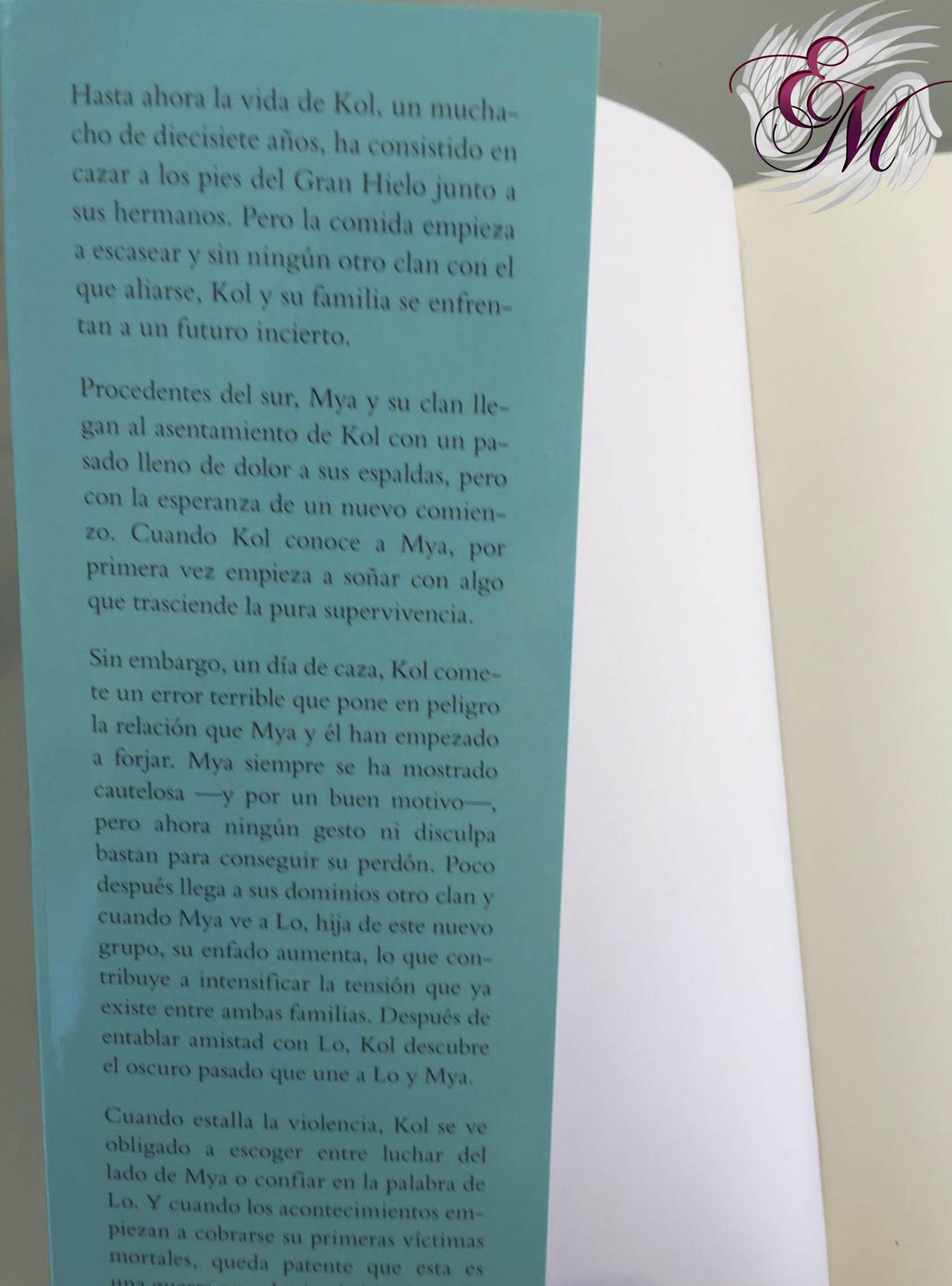 Marfil y hueso, de Julie Eshbaugh - Reseña