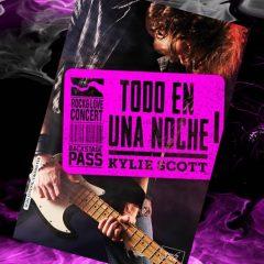 Todo en una noche, de Kylie Scott – Reseña