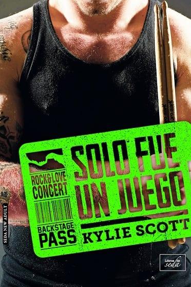Todo en una noche, de Kylie Scott - Reseña
