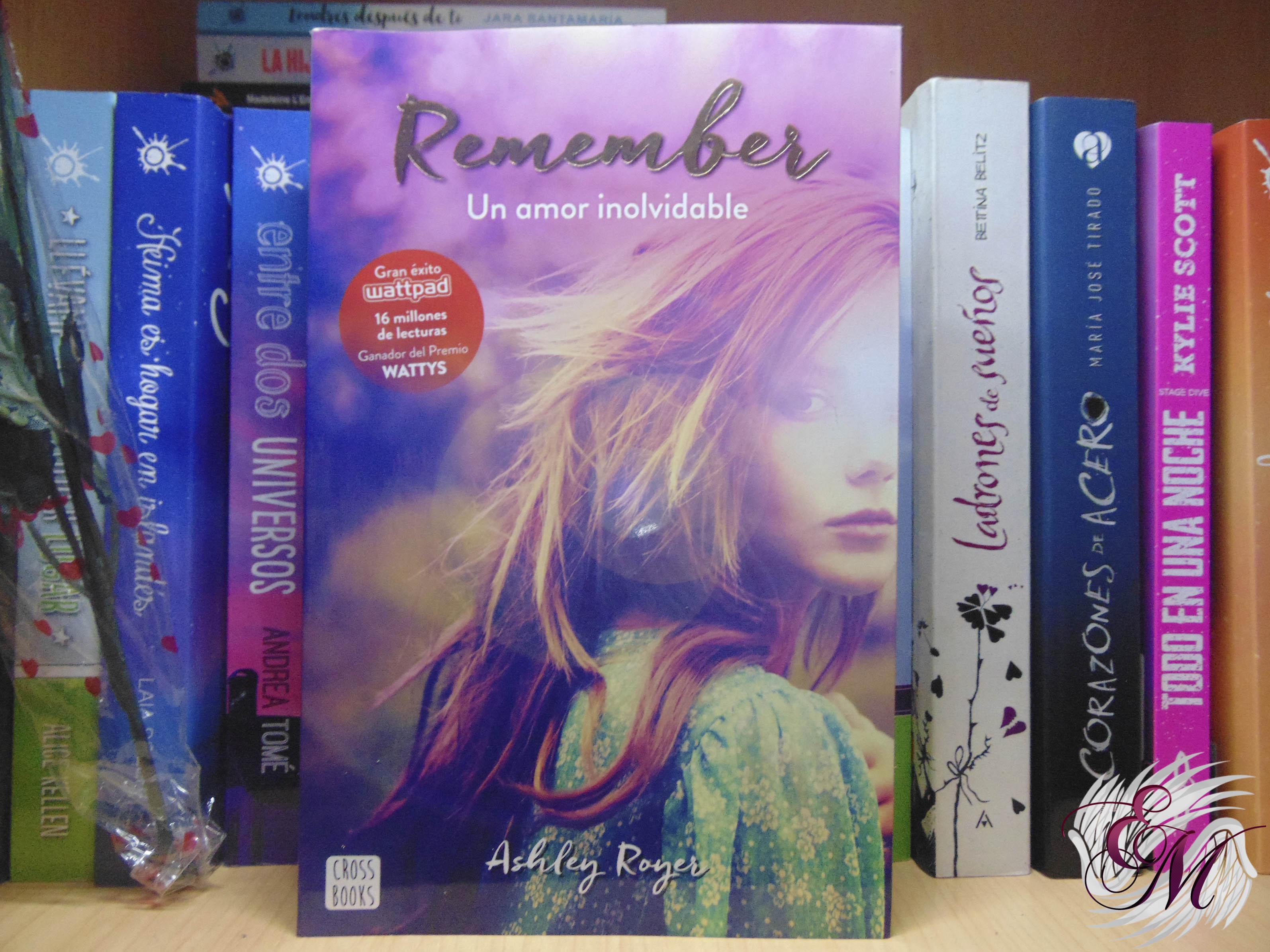 Remember, de Ashley Royer - Reseña