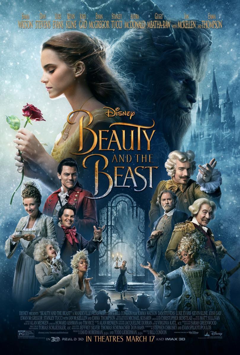 Crítica de cine: bella y bestia