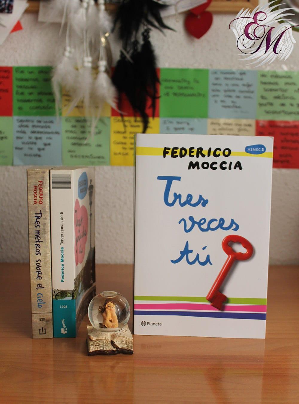 Tres veces tú, de Federico Moccia - Reseña