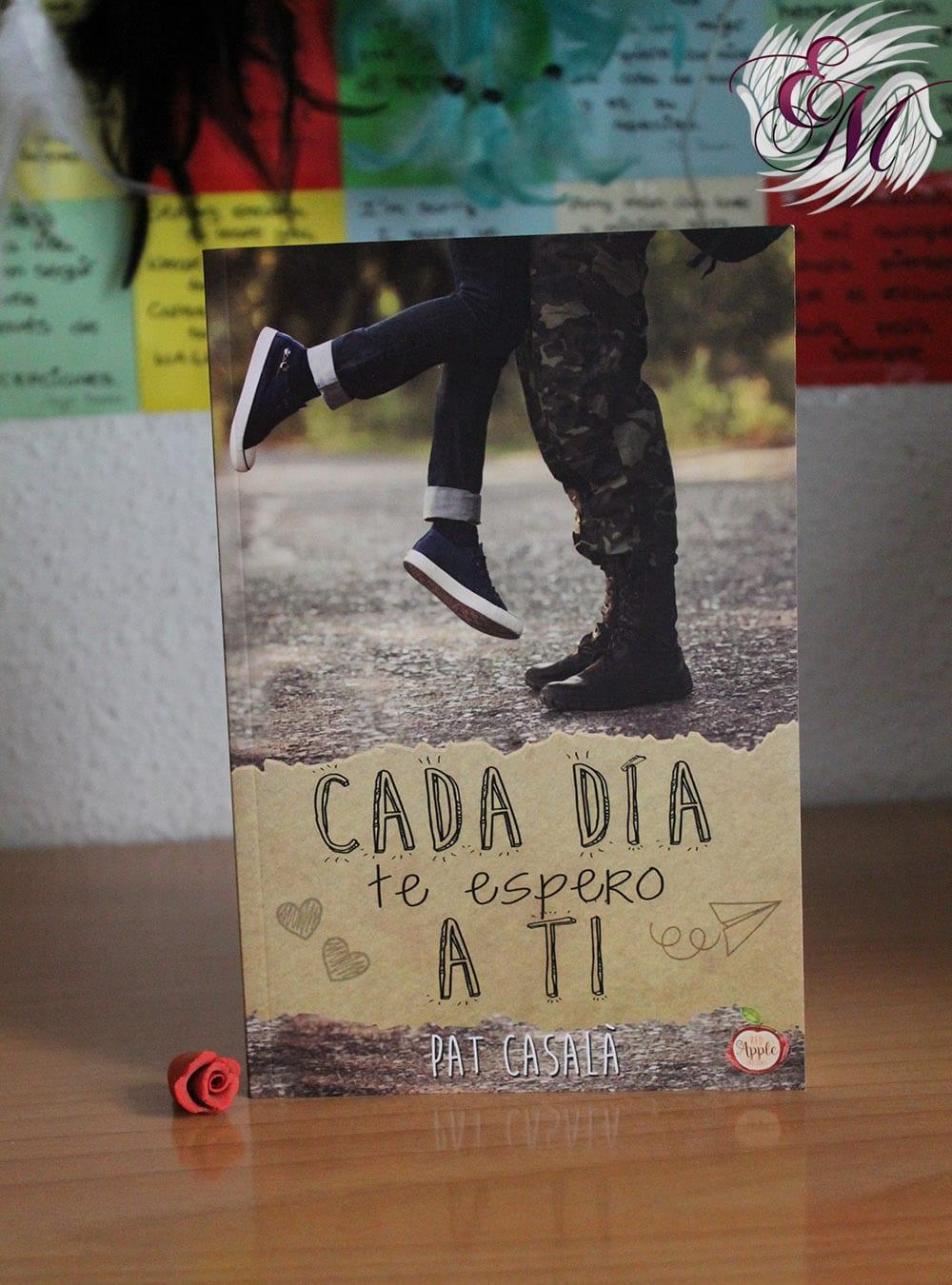 Cada día te espero a ti, de Pat Casalà – Reseña
