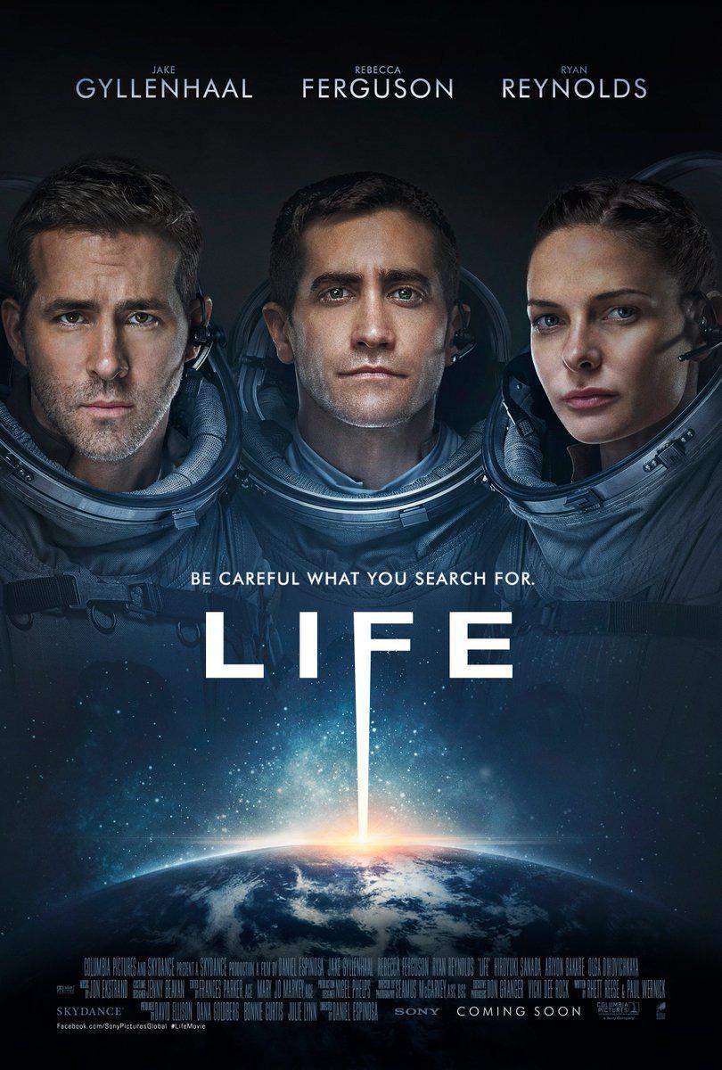 Crítica de cine: Life