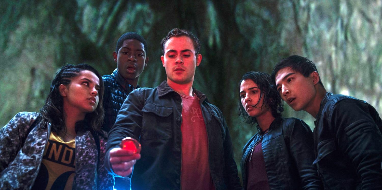 Crítica de cine: Power Rangers