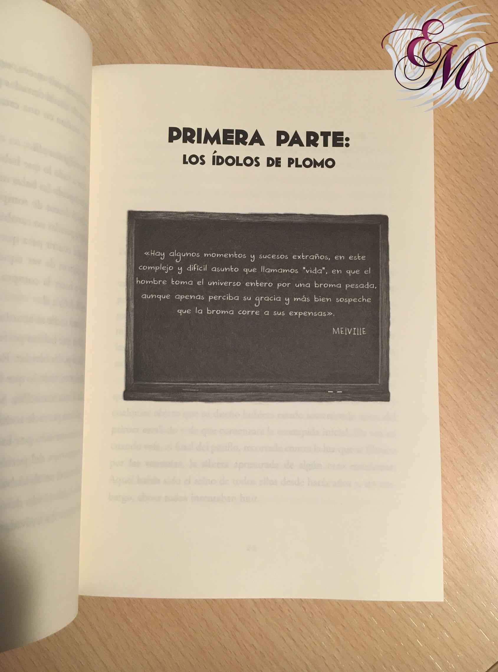 La flor de fuego, Alba Quintas - Reseña