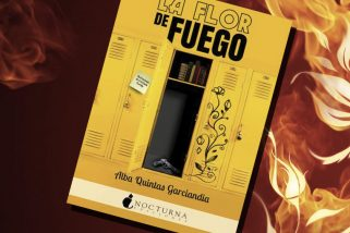 La flor de fuego, Alba Quintas – Reseña