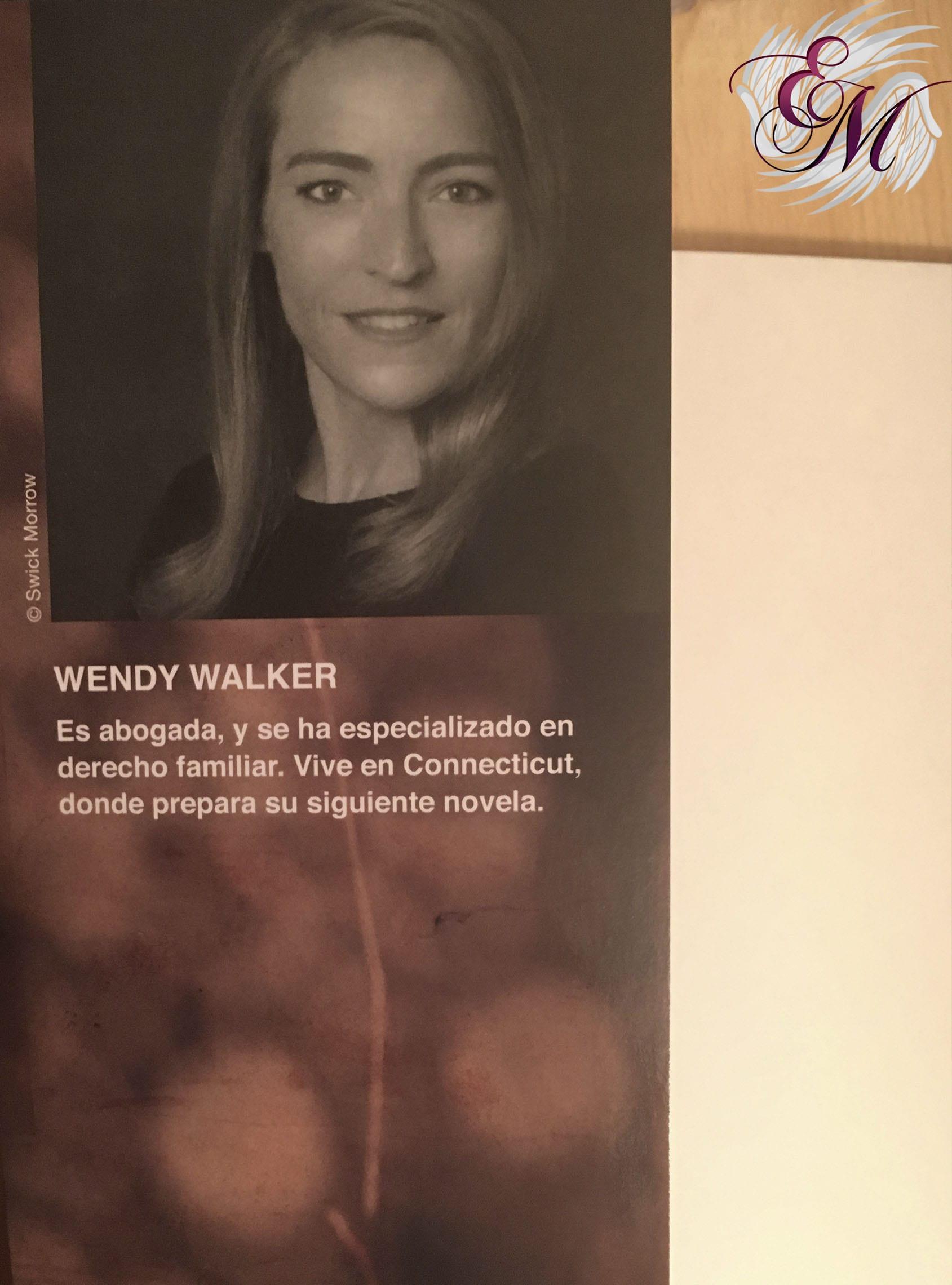 No todo está olvidado, de Wendy Walker - Reseña