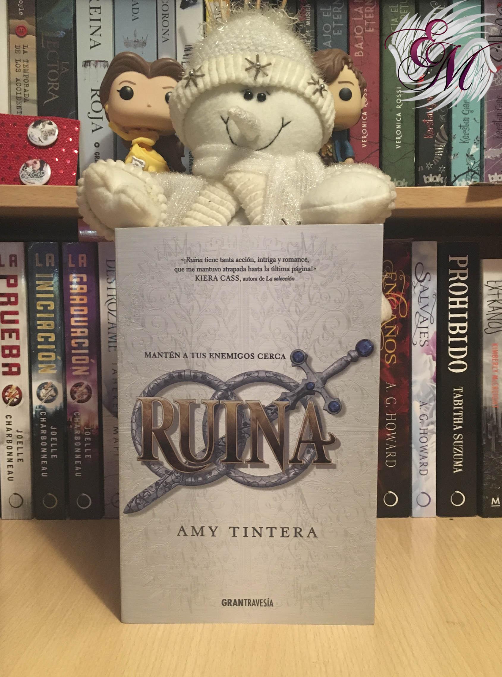 Ruina, de Amy Tintera - Reseña