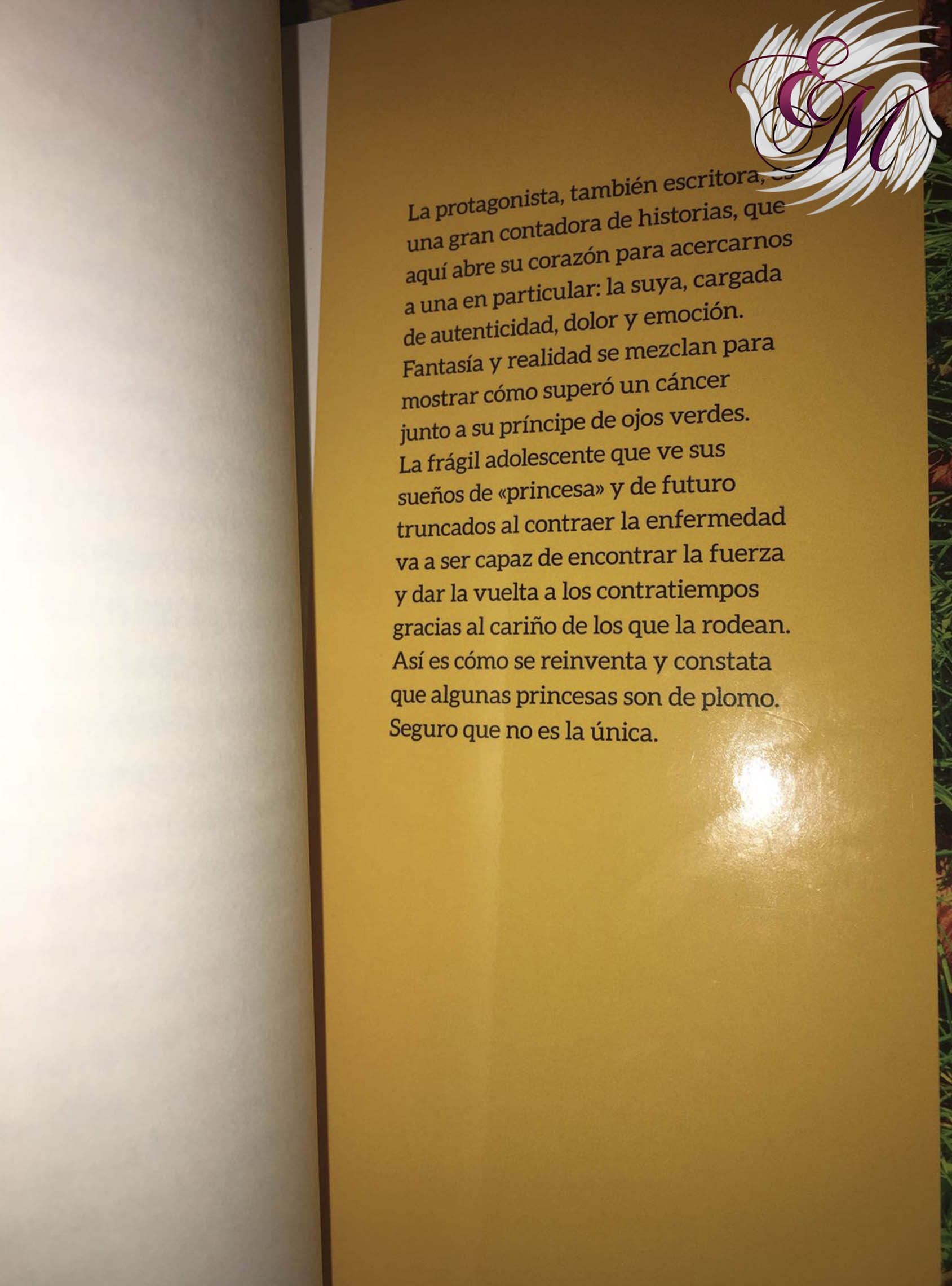 Algunas princesas son de plomo, de Núria Segarra - Reseña