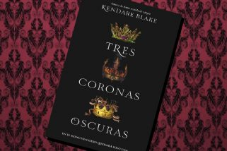 Tres coronas oscuras, de Kendare Blake – Reseña