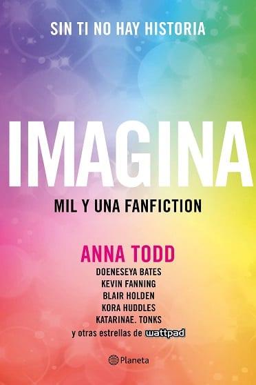Imagina, de Anna Todd - Reseña