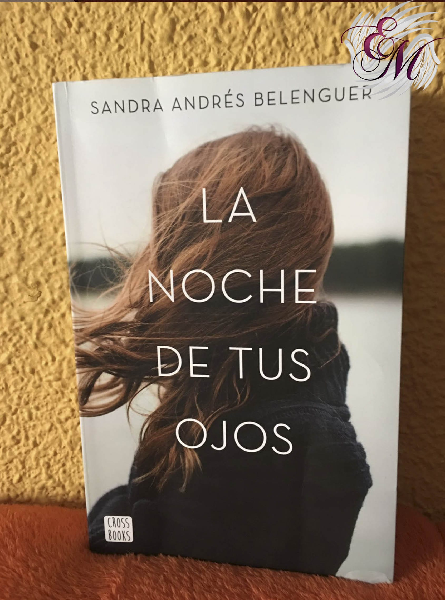 La noche de tus ojos, de Sandra Andrés Belenguer - Reseña