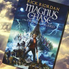 El barco de los muertos, de Rick Riordan – Reseña