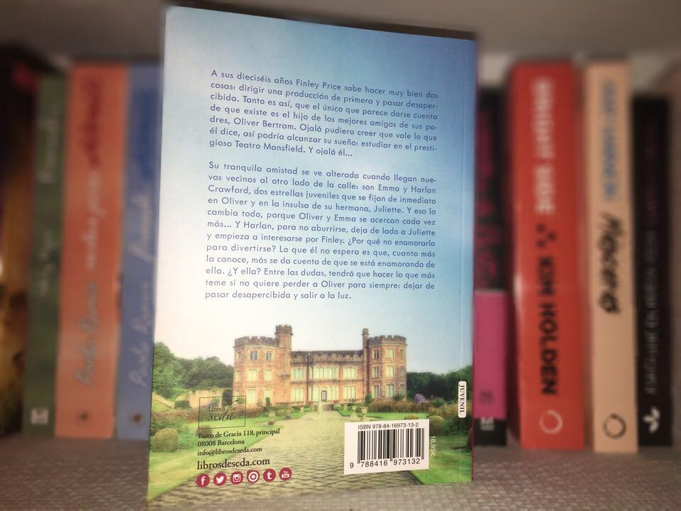 Al encuentro de Mansfield, de Kate Watson - Reseña