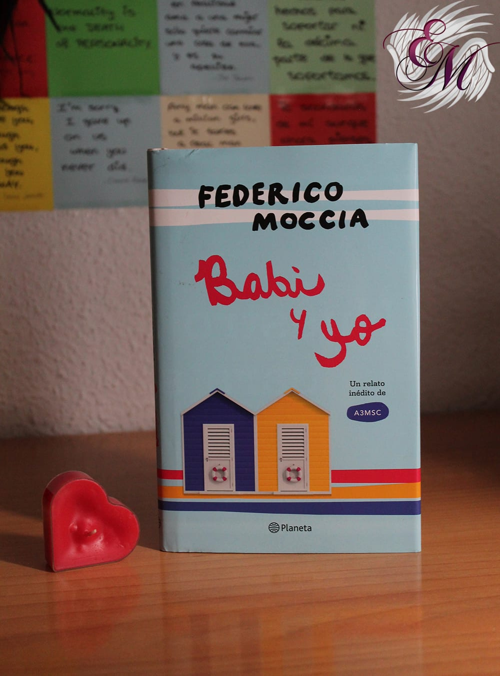 Babi y yo, de Federico Moccia - Reseña