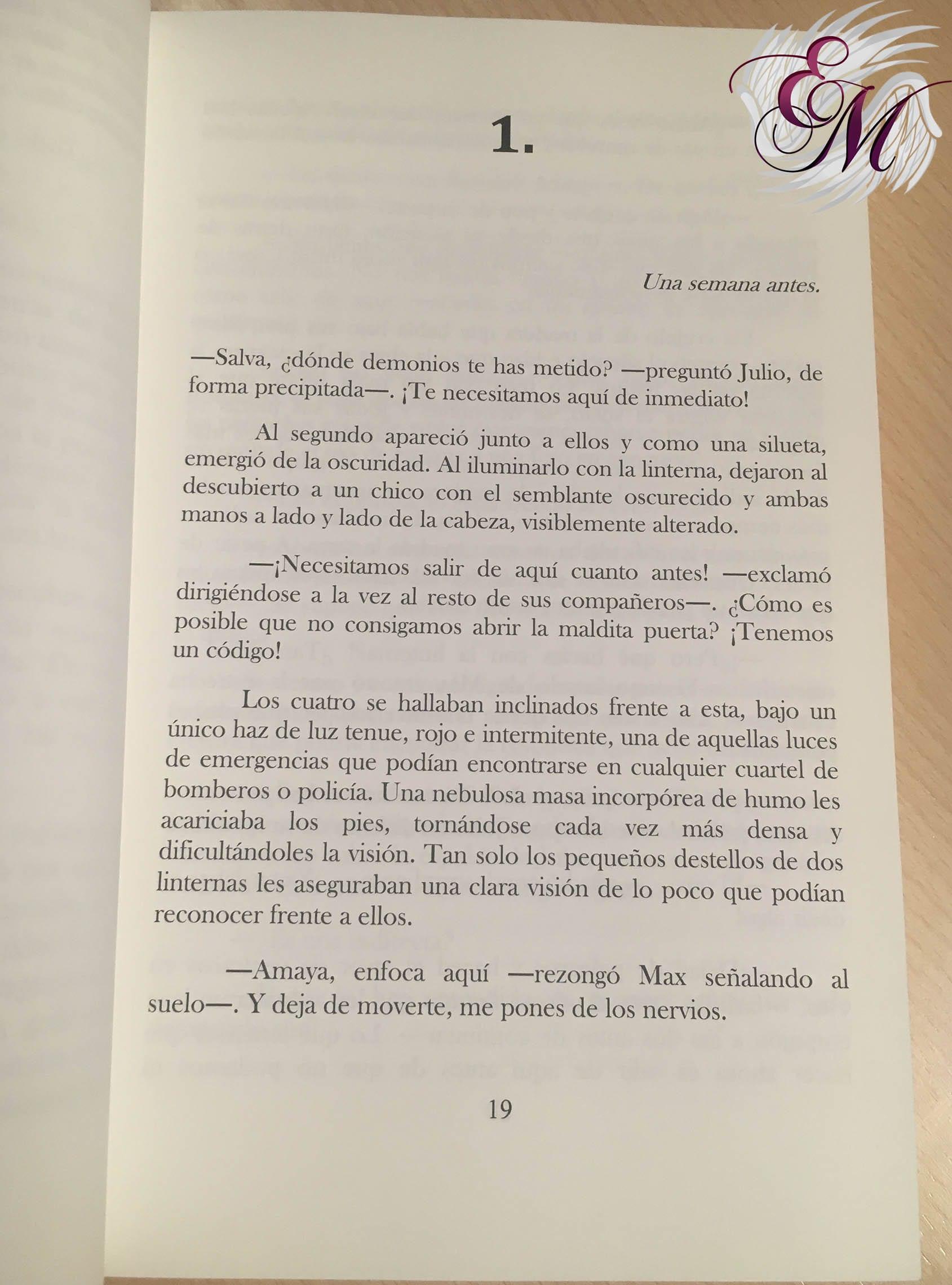 Chapter, de Estefanía Yepes - Reseña