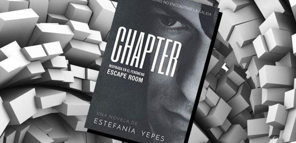 Estefania Yepes nos cuenta cómo nació 'Chapter'