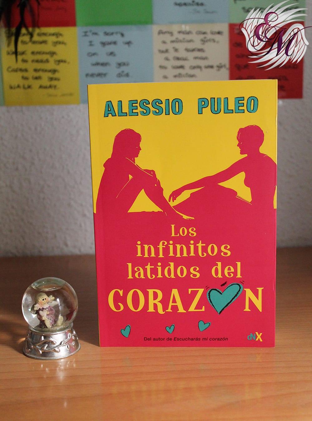 Los infinitos latidos del corazón, de Alessio Puleo - Reseña