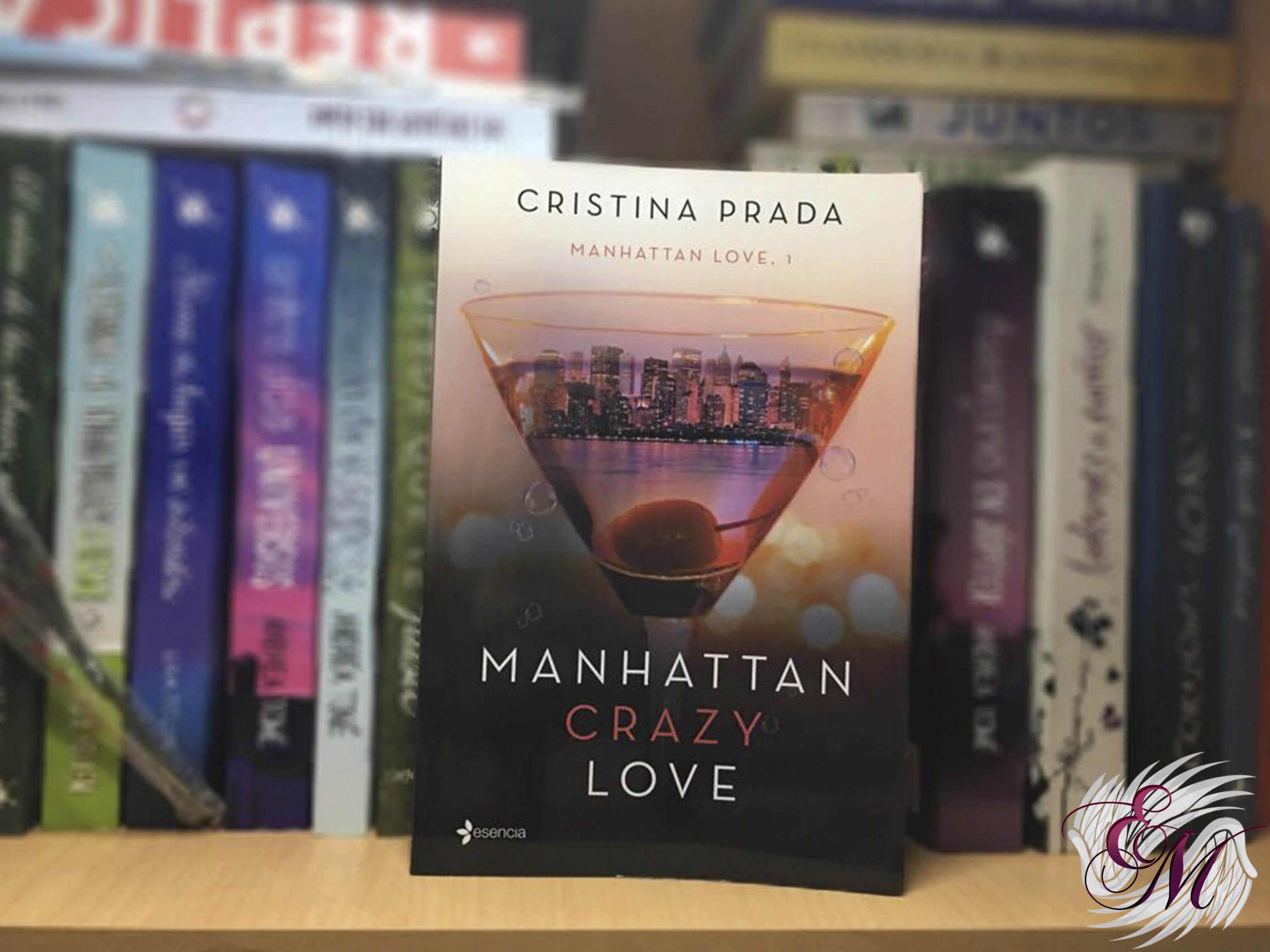 Manhattan crazy love, de Cristina Prada - Reseña