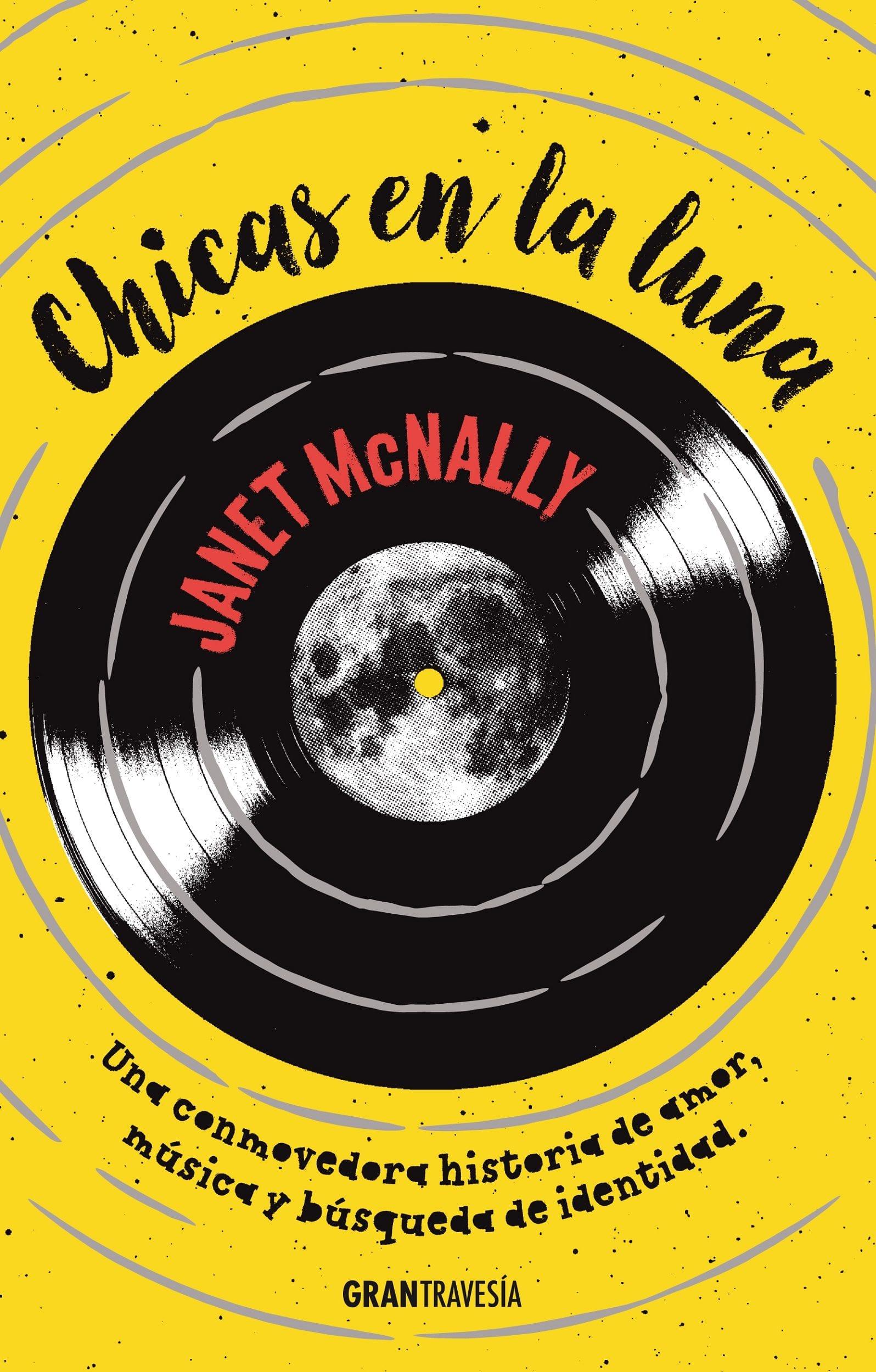 Chicas en la luna, de Janey McNally - Reseña