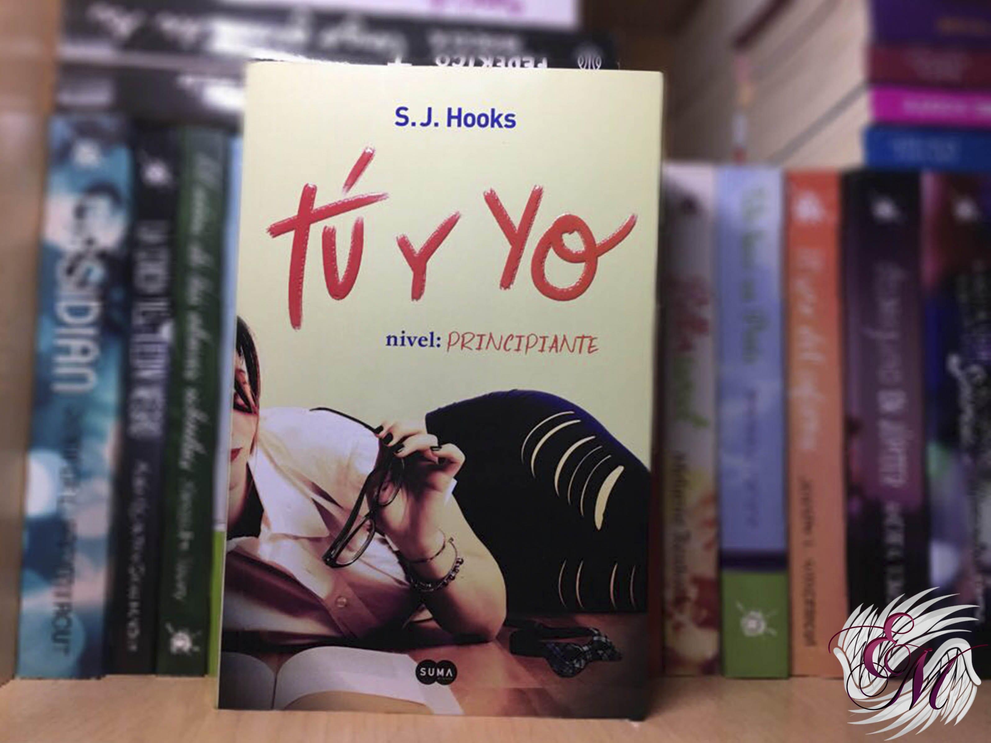 Tú y yo: nivel principiante, de S. J. Hooks - Reseña