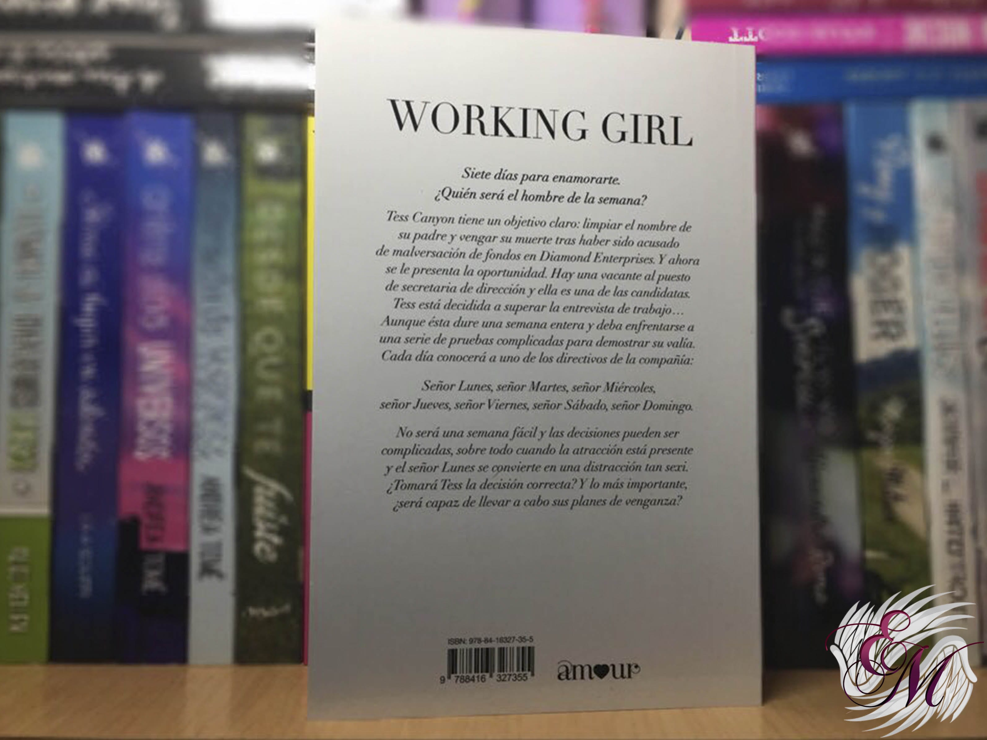 Working Girl, de Shana Gray - Reseña