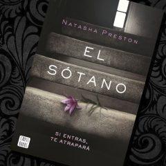 El sótano, de Natasha Preston – Reseña