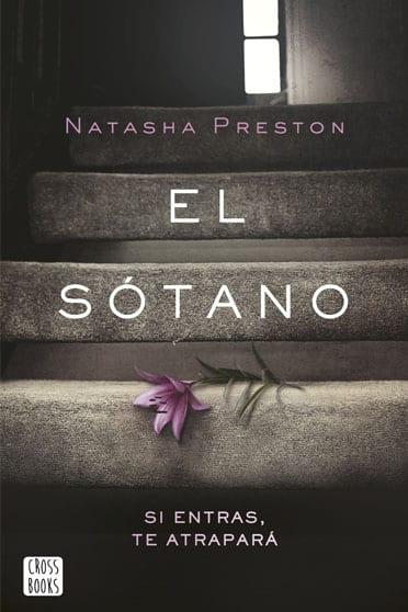 El sótano, de Natasha Preston - Reseña