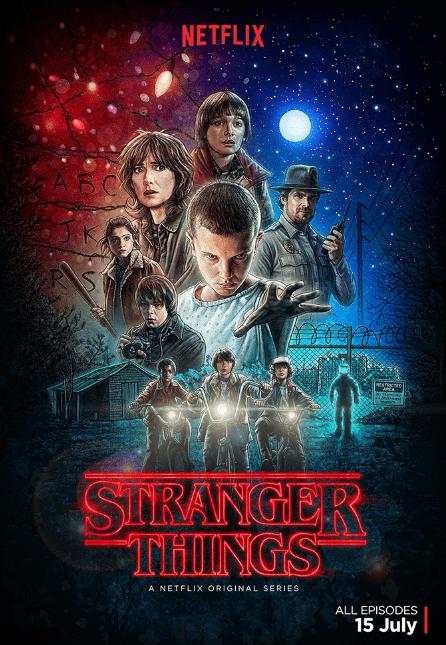 Presentación de series: Stranger Things