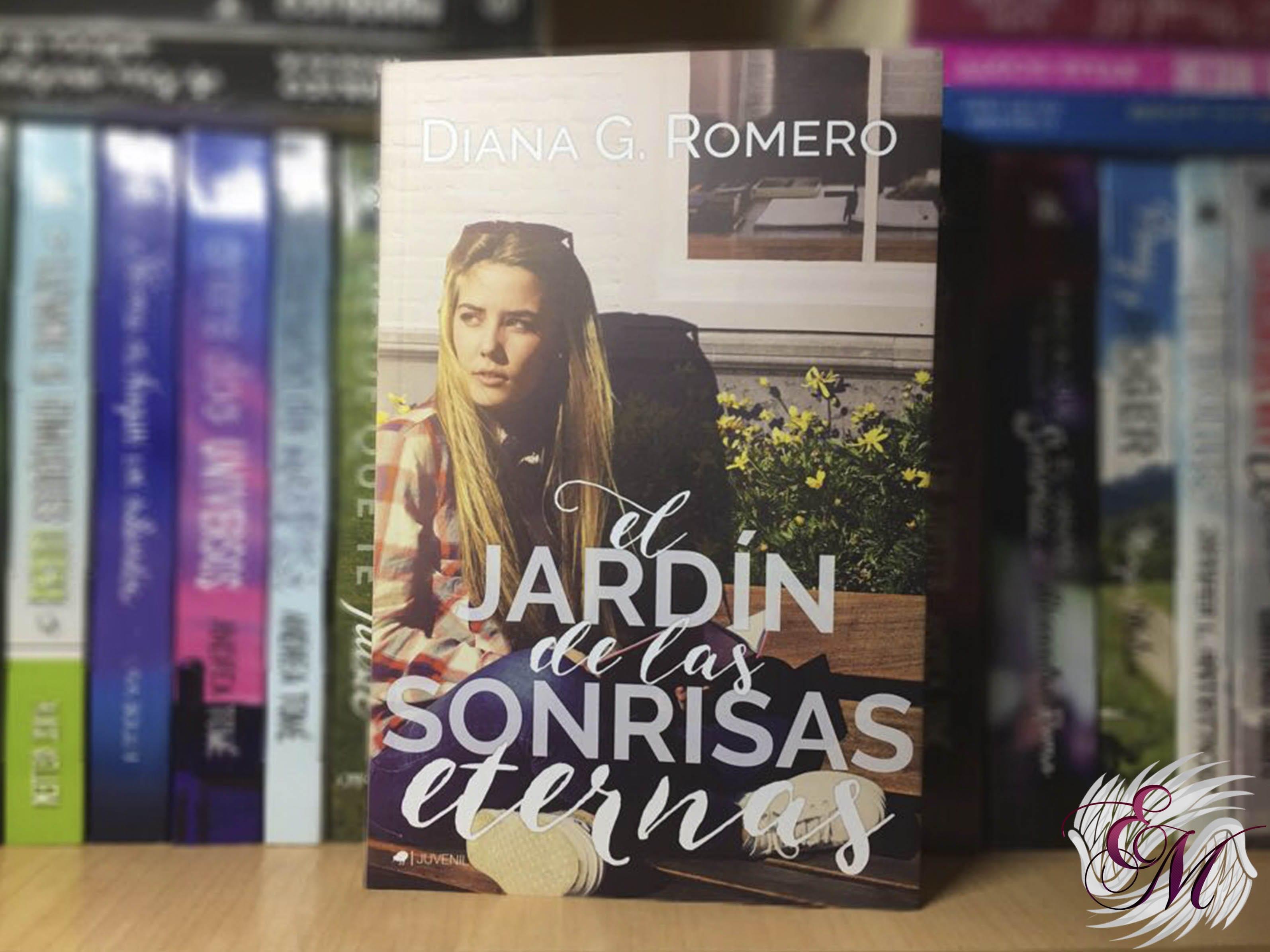 El jardín de las sonrisas eternas, de Diana G. Romero - Reseña