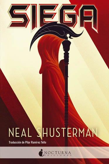 El arco de la Guadaña 1: Siega, de Neal Shusterman - Reseña