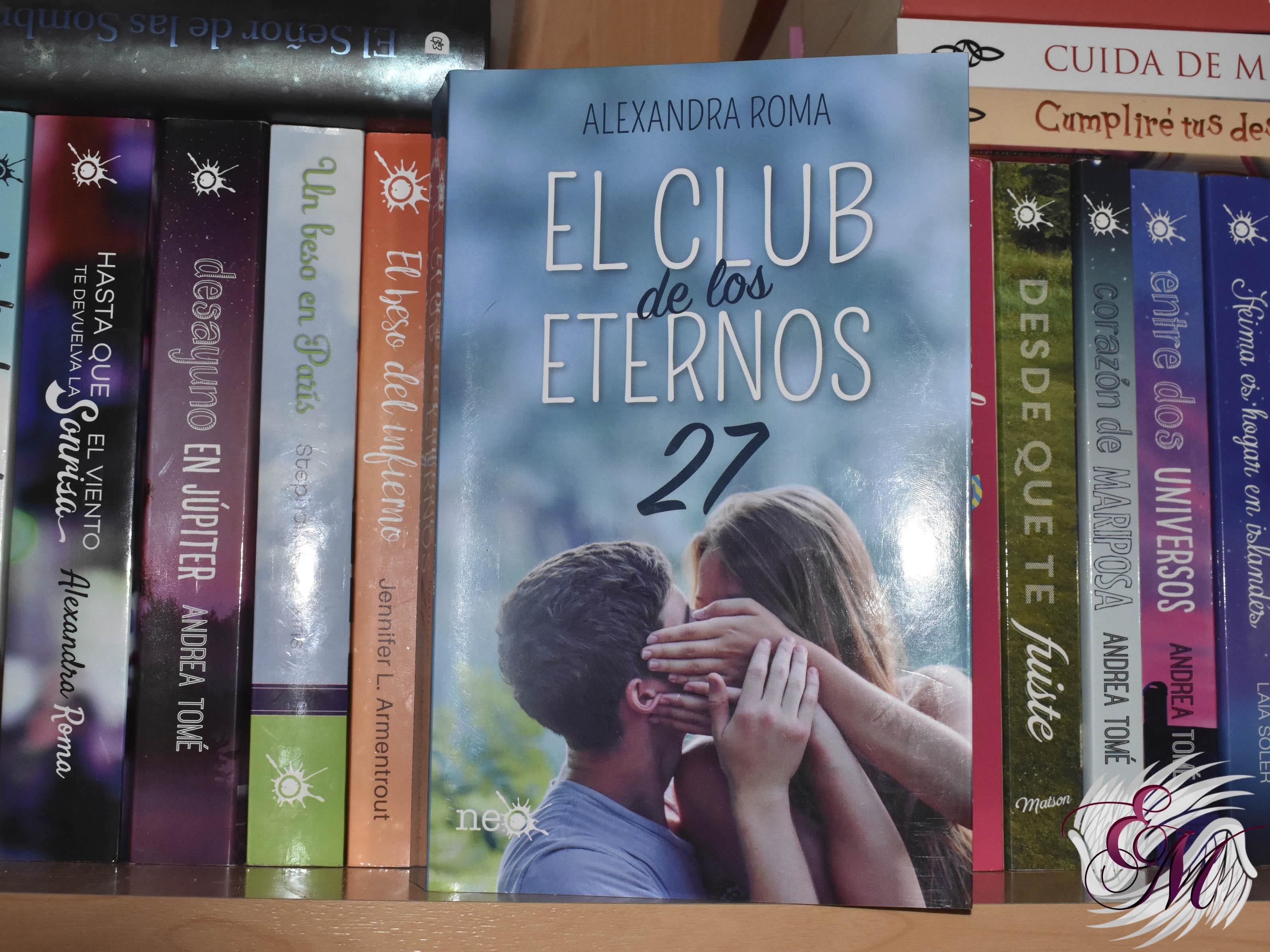 El club de los eternos 27, de Alexandra Roma - Reseña