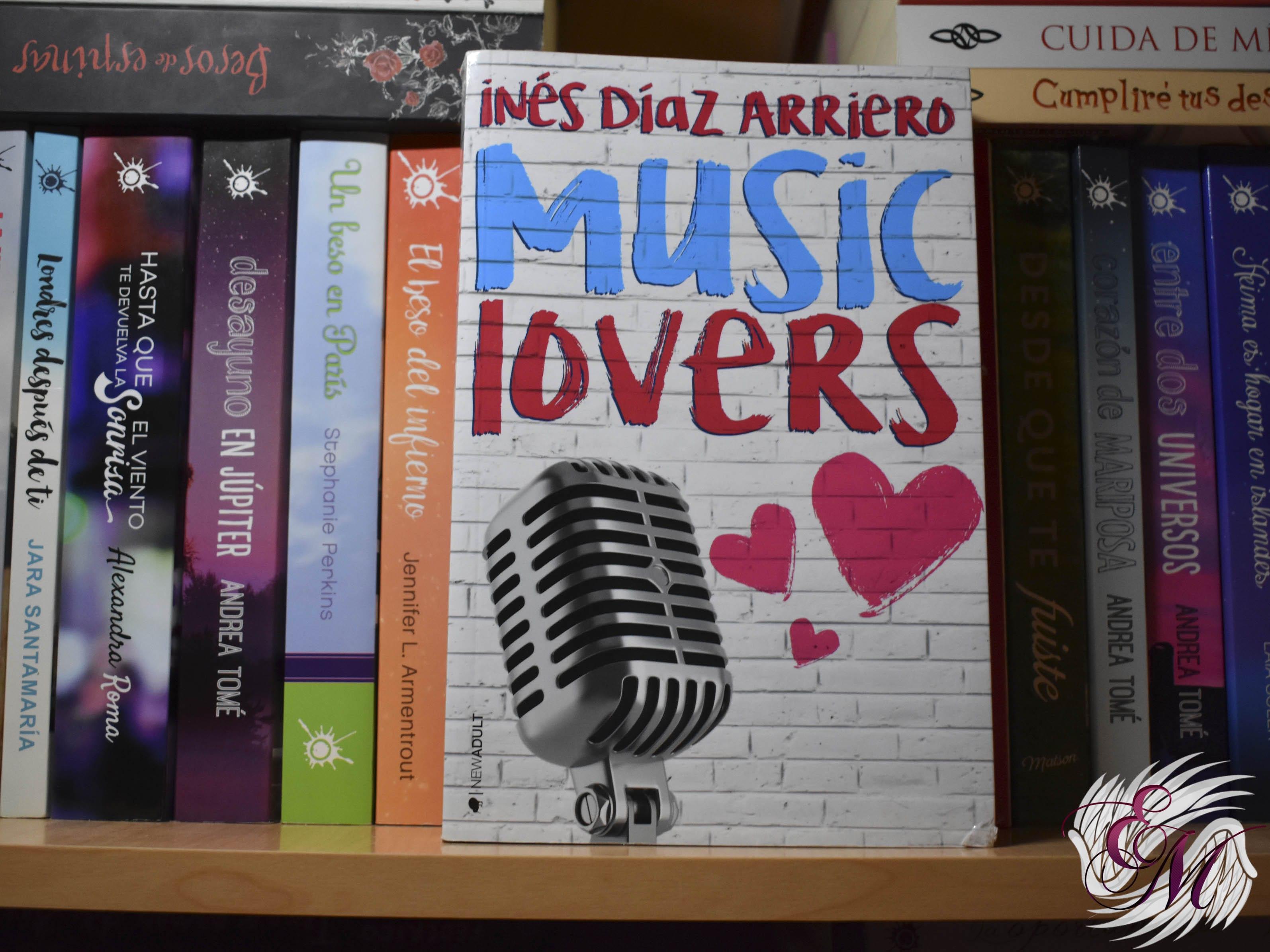Music lovers, de Inés Díaz Arriero - Reseña